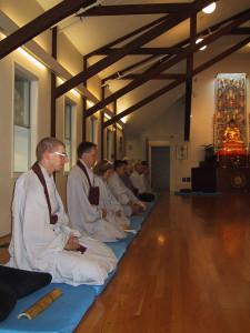 Yong Maeng Jong Jin retreat - Retreat center- meditation retreat- meditation center- sitting -